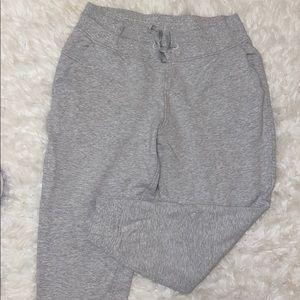 Grey Lululemon Joggers